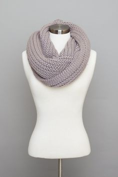Infinity scarf or any kind of scarf. Love different prints and colors too. Also, I <3 just about anything from red dress.