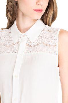blusa decote costas - Blusas | Dress to