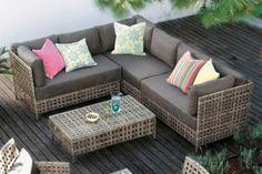 Buy Fiji Corner Sofa Set from the Next UK online shop Corner Sofa Set, Cute Home Decor, Garden Seating, Big Houses, Fiji, Next Uk, Outdoor Furniture, Outdoor Decor, Uk Online