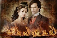 the Vampire diaries by marielart.deviantart.com on @deviantART