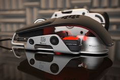 Thermaltake and BMW's Designworks USA got together and designed a sweet mouse.
