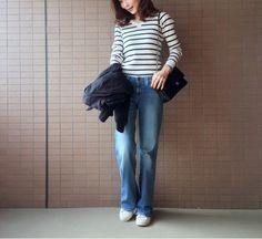 UNIQLOブルゾン×スニーカーで遊園地へ。娘のお誕生日。|のりこオフィシャルブログ「Noricoco room 〜365日コーディネート日記〜」Powered by Ameba