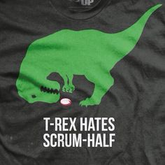 Scrum half woes.                                                                                                                                                                                 More