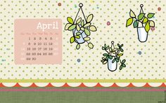 Le lapin dans la lune - Non dairy Diary - Aprilcalendar Enjoy!