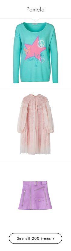 """Pamela"" by everysimpleplan ❤ liked on Polyvore featuring lolita, SweetLolita, fairykei, originalcharacter, larmekei, turquoise, dresses, skirts, bottoms and bubble skirt"