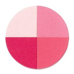 Circle Fraction 1/4- Large; IMC Die Cut #116