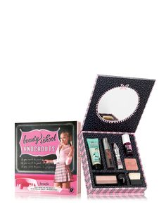 Buy your Benefit Beauty School Knockout Makeup Kit online now at House of Fraser. Why not Buy and Collect in-store?