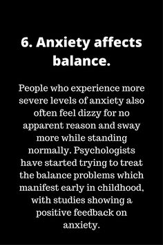 8 Fascinating Facts About Anxiety Worth Knowing