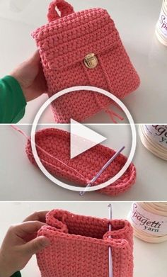 Timestamps DIY night light DIY colorful garland Cool epoxy resin projects Creative and easy crafts Plastic straw reusing ------. Diy Crafts To Sell, Diy Crafts For Kids, Loom Knitting, Knitting Patterns, Backpack Tutorial, Wordpress Website Design, Knitted Bags, Gift Bags, Crochet Hats
