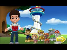 Paw Patrol - Pups Save Their Friends - YouTube