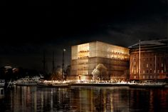 Gallery of In Detail: Chipperfield's Nobel Centre for Stockholm - 1