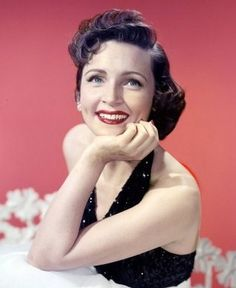 Betty White-Rose from the Golden Girls <3