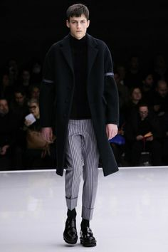 ZZEGNA Menswear Fall Winter 2014 Milan - NOWFASHION