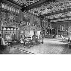 Eaton Hall, Regency House, Country Estate, Courtyards, Palaces, British, Lost, Homes, English