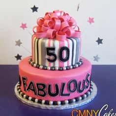 50th birthday party cake - Google Search