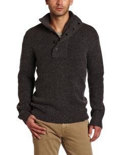 French Connection Men's Rustic Revisited Sweater