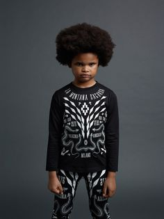 Kid's Wear - Marcelo Burlon Kids of Milan AW 2015/16