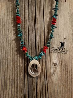 A personal favorite from my Etsy shop https://www.etsy.com/listing/230312115/genuine-turquoise-and-red-coral-deer