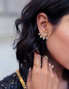Le piercing d'oreille est-il encore cool ?
