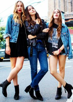 1000 Images About Haim Rocks On Pinterest Girl Bands Band And Sisters