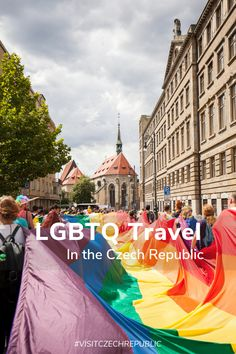 From Pride parades to film festivals, the Czech Republic offers events throughout the year that celebrate the diversity of its citizens and visitors. So when should LGBTQ travelers plan their next visit to the Czech Republic? There are plenty of special events throughout the year and, of course, LGBTQ travelers are welcome in the Czech Republic all year round!  #visitczechrepublic #likeaczech #summer #czechsummer #prague #hiddengems