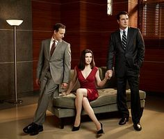 The Good Wife season two photos