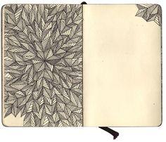 #sketchbook #inspiration #bw -- Stephanie Kubo: