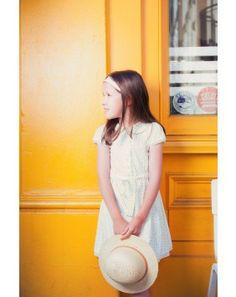 Dotty Pintuck Summer Dress
