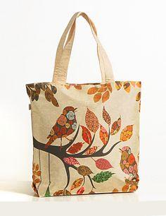 Animal Theme Bag- Birds- 1
