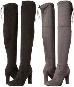Sam Edelman 'Kent' Stretch-Suede Over-the-Knee Boots