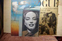 Salvador Dalí Vogue revista
