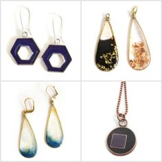 We will be teaching in 2017 at the To Bead True Blue Show, Tucson. Vote on which classes you would like to take and enter in a chance to either win a free class or all of the supplies. This class is: Open Back Bezels with Colorized Resin.