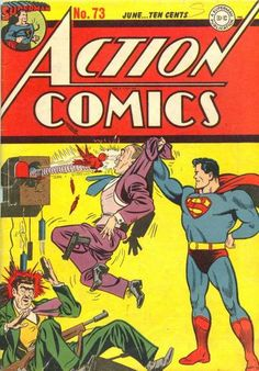 Action Comics (DC, 1938 series) #73