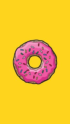 Donut worry be happy :)