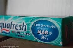 toothpaste from japan - - Yahoo Image Search Results