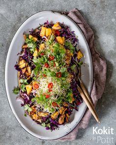 Gado Gado, Vegan Vegetarian, Pasta, Vegetables, Ethnic Recipes, Waiting, Food, Drinks, Drinking