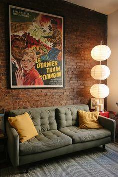 moderne-Wohnzimmerlampen-Designs-kreise