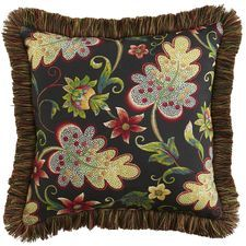 Angelique Pillow - Black