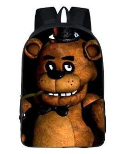 Five Nights At Freddys Backpack For Teen - Boys Girls School Bags