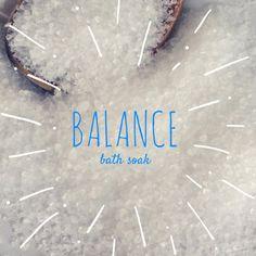 New to EnlightenedLotusByEC on Etsy: Balance Bath Soak Be Balanced Bath Salts Bath Salts All Natural Bath Salts (9.95 USD)