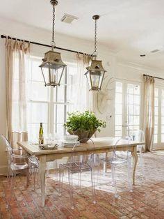 South Shore Decoración Blog: Manic Monday, con un montón de hermosas habitaciones (y algunos hechos raramente compartidas acerca de mí)