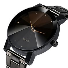 Stainless Steel Cool Quartz Hours Wrist Watch //Price: $0.00 & FREE Shipping //     http://histrends.com/stainless-steel-cool-quartz-hours-wrist-watch/    #trendsformen