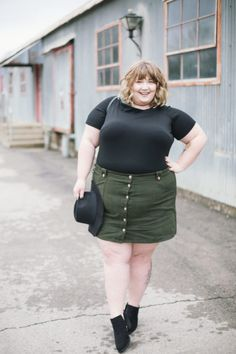 Gabriella Plus Size Fashion Blogger
