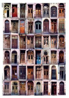 Inter Travel kelionės.  Senasis Tbilisis. Gruzija.  Georgian Old  Entrances #Tbilisi