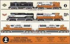 Train Drawing, Railroad Companies, Railroad Pictures, Railroad History, Central Illinois, Norfolk Southern, Railroad Photography, Old Trains, Train Pictures
