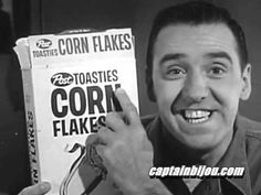 1960s TOASTIES COMMERCIAL GOMER PYLE