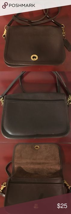 Authentic Coach Crossbody Perfect for a summer night out! Coach Bags Crossbody Bags