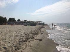 Pláž Limnaria (Marmari) - ostrov Kos