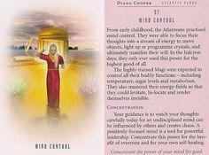 Today's Atlantis Card – Diana Cooper Atlantis, Spiritual Drawings, Diana Cooper, Spirit Signs, Animal Spirit Guides, Daily Tarot, Angel Cards, Bible Knowledge, Oracle Cards