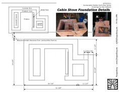 The Cabin Stove – A Small Masonry Heater at Aprovecho Research Center ~ Firespeaking